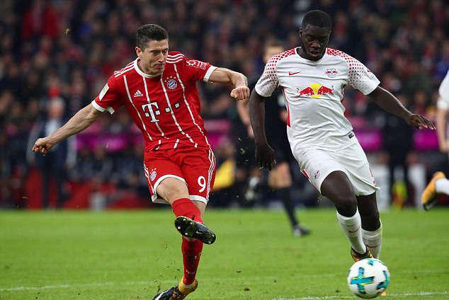 Bayern Munich thường muốn phô trương thanh thế khi gặp đối thủ mạnh