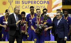 Barca giành Siêu Cup Catalonia nhờ sút luân lưu