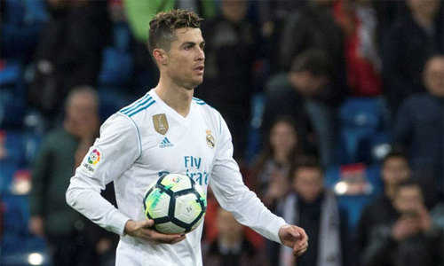 Ronaldo ghi bàn nhiều hơn MU, Chelsea, Arsenal năm 2018