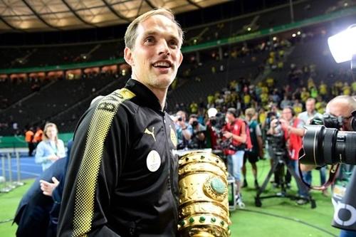 Tuchel được đánh giá cao dù chỉ dẫn dắt Dortmund hai năm.