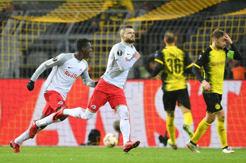 Dortmund sẽ phải phát huy kinh nghiệm của mình để ngược dòng trước Salzburg
