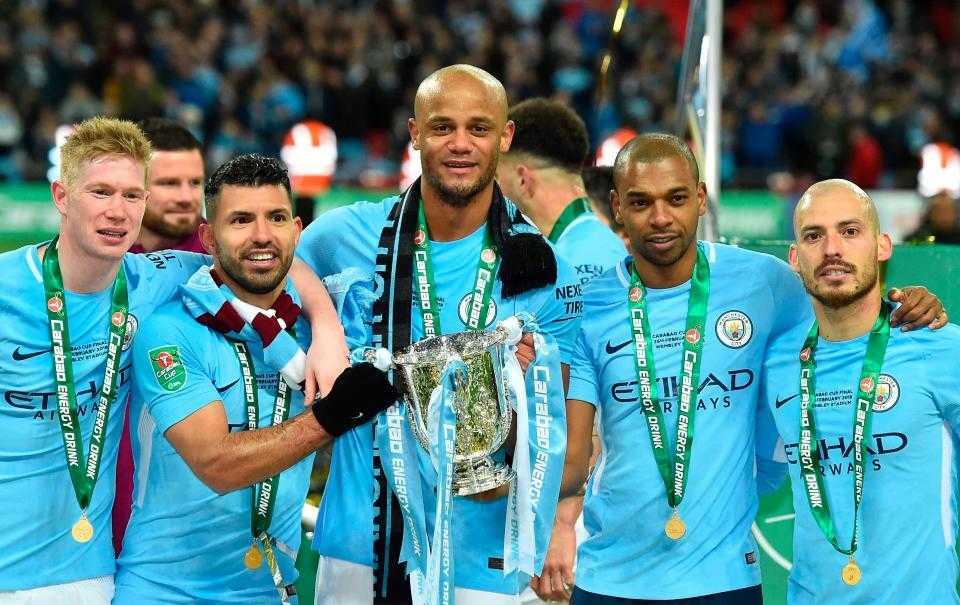 """Tiết lộ mức thưởng """"khủng"""" của Man City nếu vô địch"""