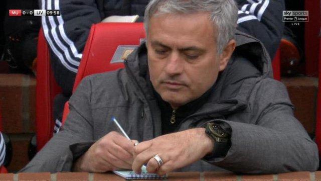 HLV Mourinho ghi chép trước thời điểm Rashford ghi bàn