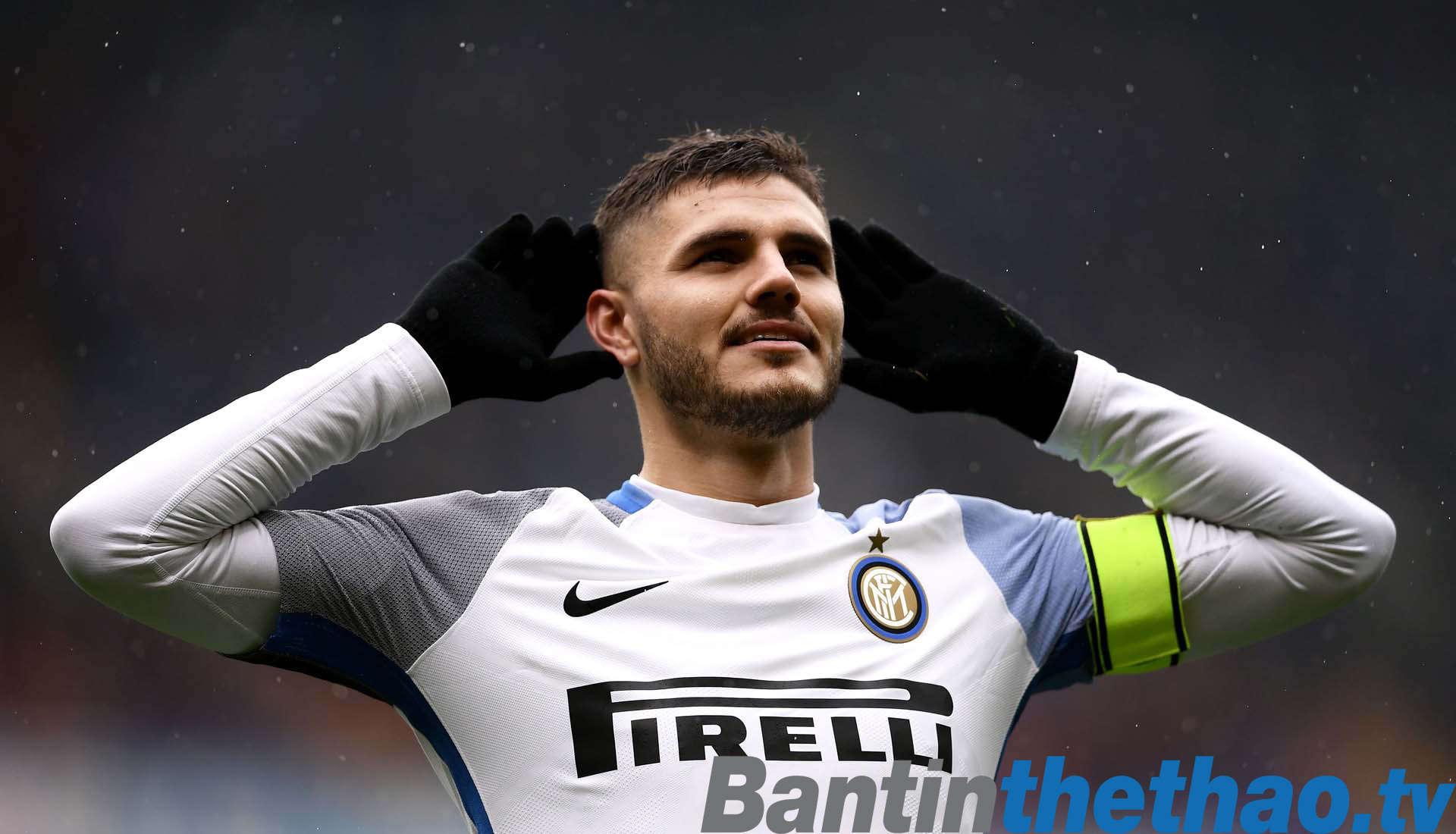 Inter sẽ không bán Icardi với bất kỳ giá nào?