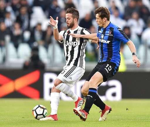 Juventus vượt qua Atalanta với tỷ số 2-0