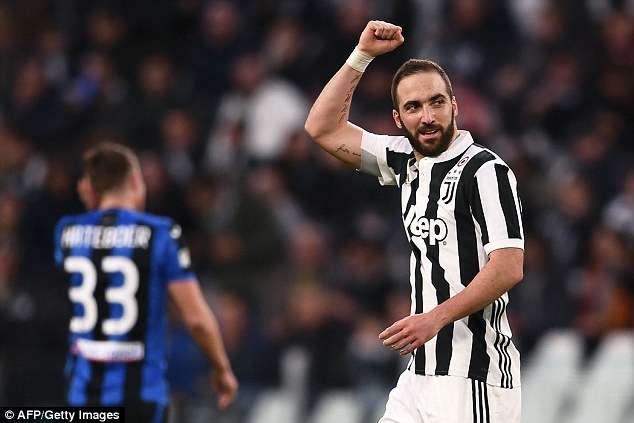 Juventus đang có phong độ rất ổn định