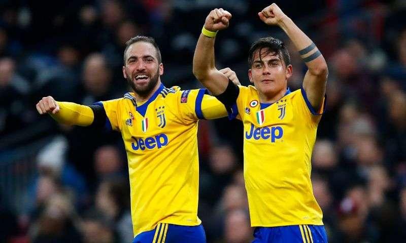 Juventus vừa có chiến thắng ấn tượng trước Tottenham