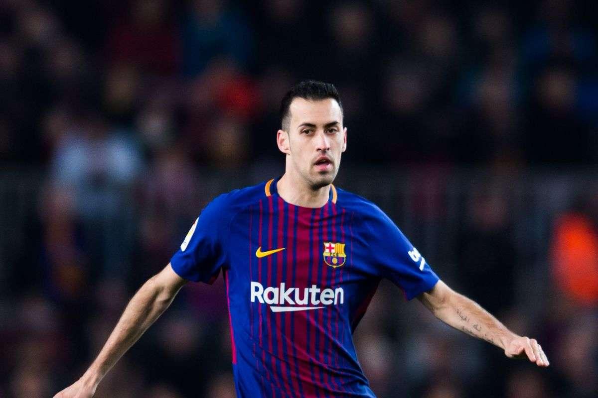 Không ai có thể thay thế được Busquets trong đội hình của Barca