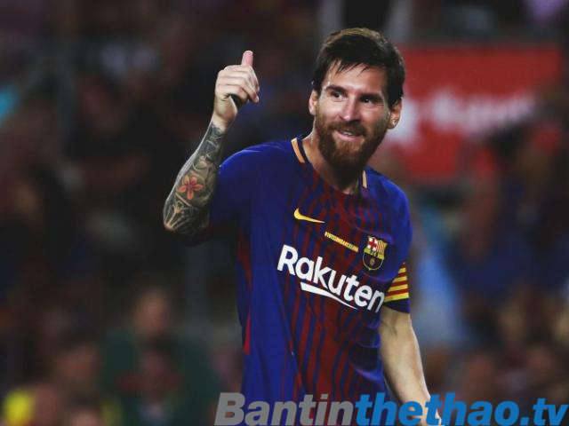 Valverde nói rằng chấn thương của Messi không có gì nghiêm trọng