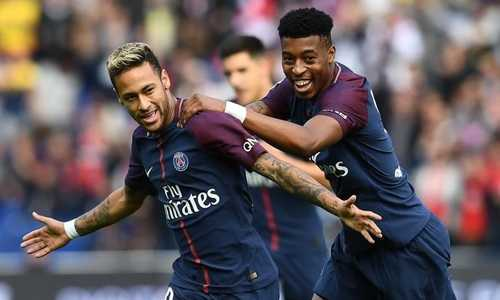 Trung vệ PSG phàn nàn vì Neymar được nhắc quá nhiều