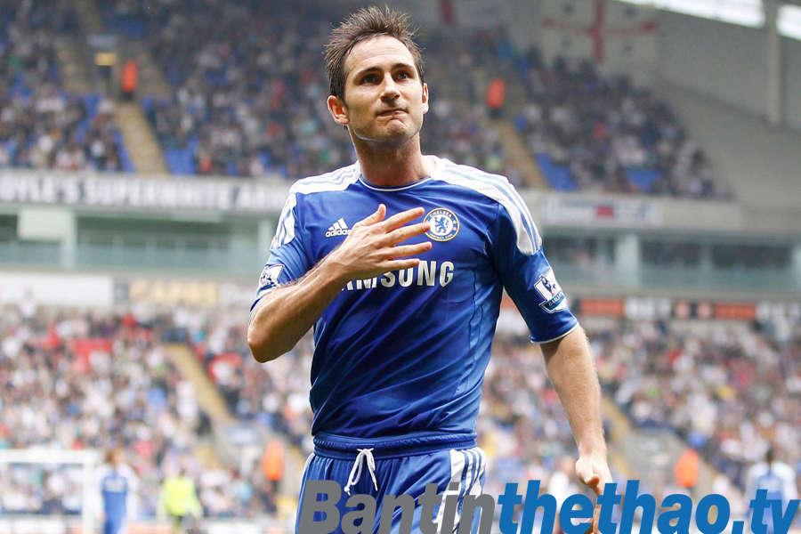 Lampard sẽ trở thành HLV của Chelsea trong tương lai?