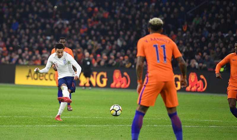 Lingard tỏa sáng, tuyển Anh đánh bại Hà Lan