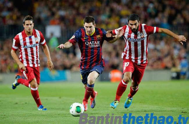 Barca vs Atletico tối nay 4/3/2018 La Liga