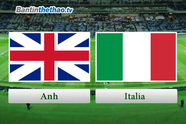 Link Sopcast, link xem trực tiếp live stream Anh vs Italia Ý đêm nay 28/3/2018 Giao hữu quốc tế
