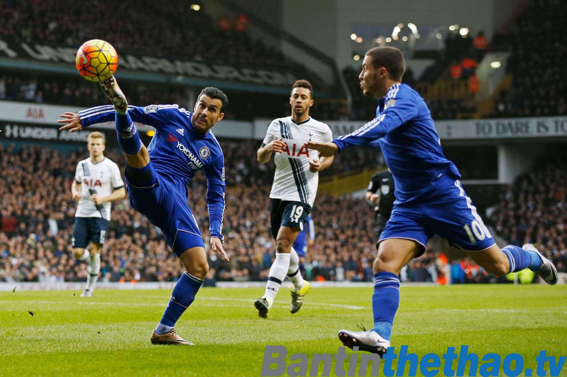 Chelsea vs Tottenham tối nay 01/04/2018 Ngoại Hạng Anh