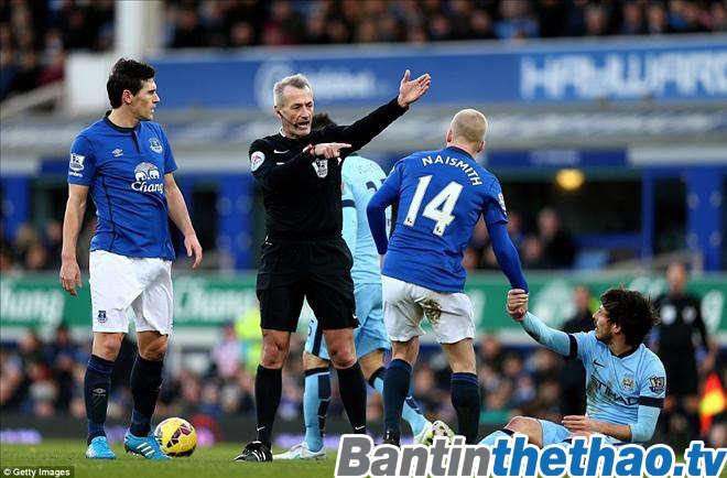 Man City vs Everton hôm nay 31/3/2018 Ngoại Hạng Anh