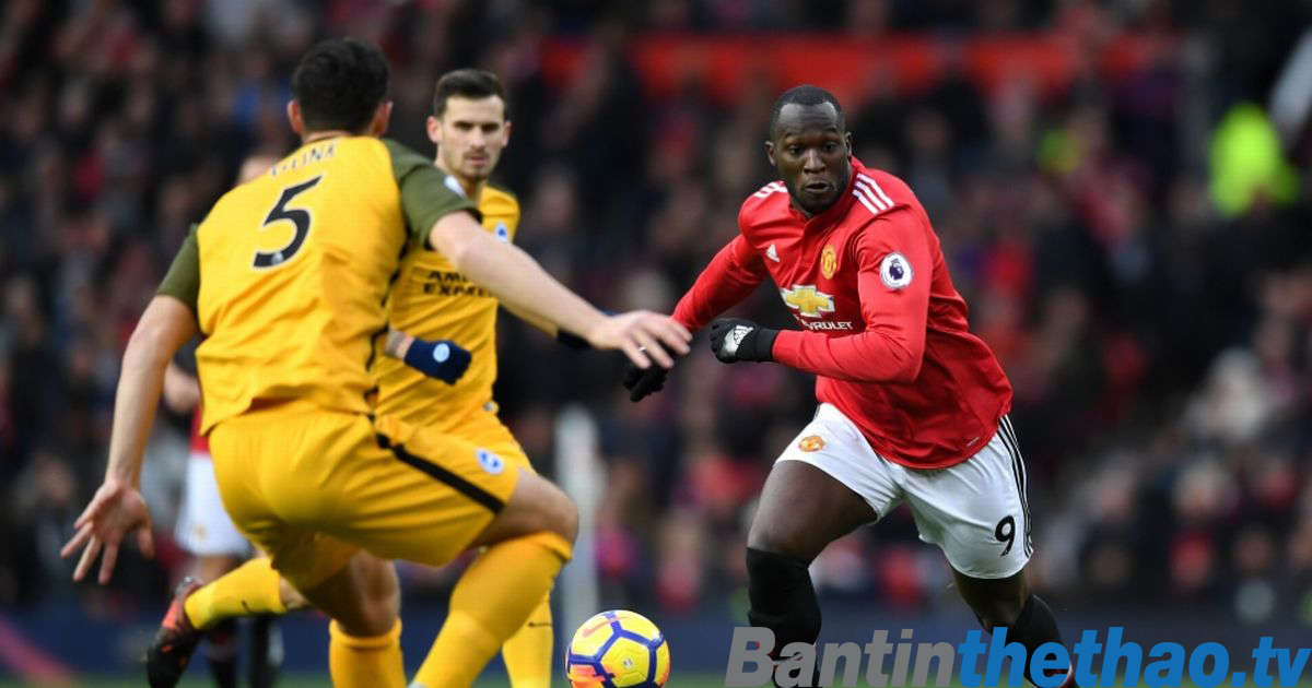 MU vs Brighton tối nay 18/3/2018 FA Cup