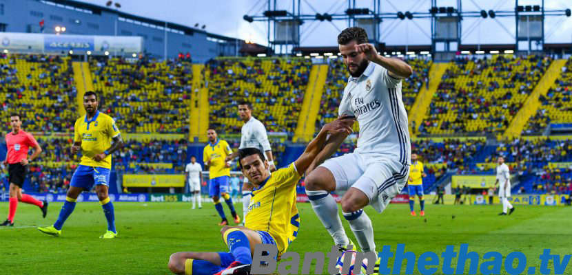 Real vs Las Palmas tối nay 31/3/2018 La Liga