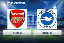 Link xem trực tiếp, link sopcast Arsenal vs Brighton tối nay 4/3/2018 Ngoại Hạng Anh