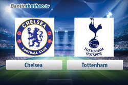 Link xem trực tiếp, link sopcast live stream Chelsea vs Tottenham tối nay 01/04/2018 Ngoại Hạng Anh