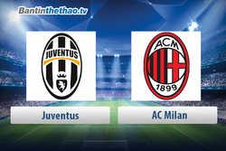Link xem trực tiếp, link sopcast live stream Juventus vs AC Milan đêm nay 1/4/2018 La Liga