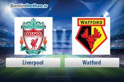Link xem trực tiếp, link sopcast live stream Liverpool vs Watford tối nay 18/3/2018 Ngoại Hạng Anh
