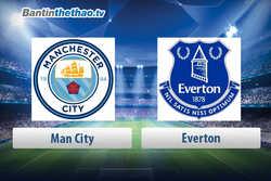 Link xem trực tiếp, link sopcast live stream Man City vs Everton hôm nay 31/3/2018 Ngoại Hạng Anh