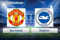 Link xem trực tiếp, link sopcast live stream MU vs Brighton tối nay 18/3/2018 FA Cup