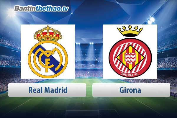 Link xem trực tiếp, link sopcast live stream Real vs Girona tối nay 19/3/2018 La Liga