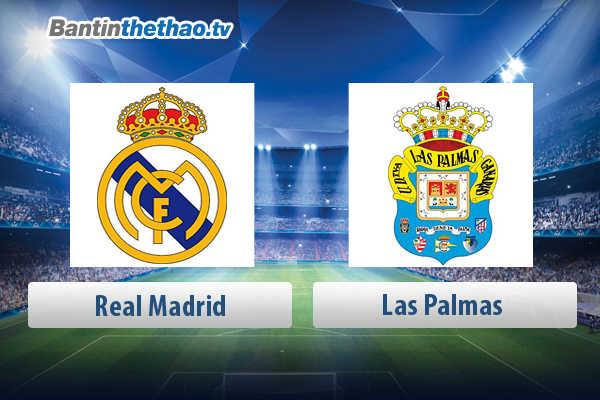 Link xem trực tiếp, link sopcast live stream Real vs Las Palmas tối nay 31/3/2018 La Liga