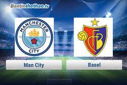 Link xem trực tiếp, link sopcast Man City vs Basel đêm nay 7/3/2018 Cúp C1