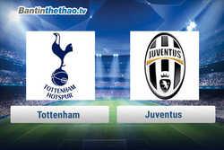 Link xem trực tiếp, link sopcast Tottenham vs Juventus đêm nay 7/3/2018 Cúp C1