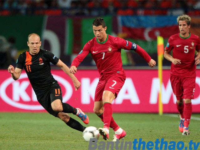Bồ Đào Nha vs Hà Lan đêm nay 27/3/2018 Giao hữu quốc tế