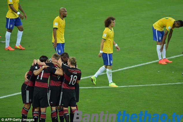 Đức vs Brazil đêm nay 28/3/2018 Giao hữu quốc tế