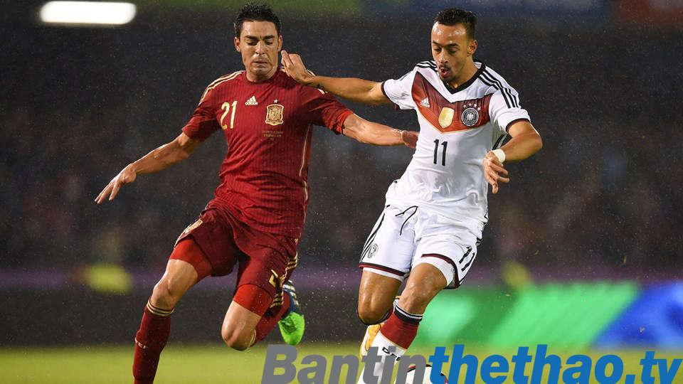 Đức vs Tây Ban Nha tối nay 24/3/2018 Giao hữu quốc tế