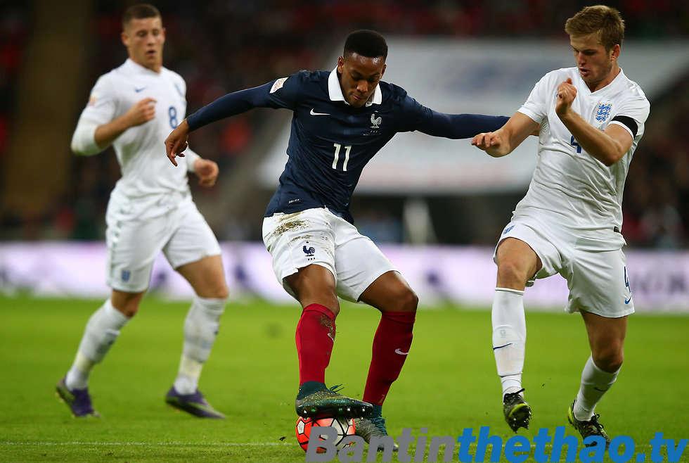 Pháp vs Nga tối nay 27/3/2018 Giao hữu quốc tế