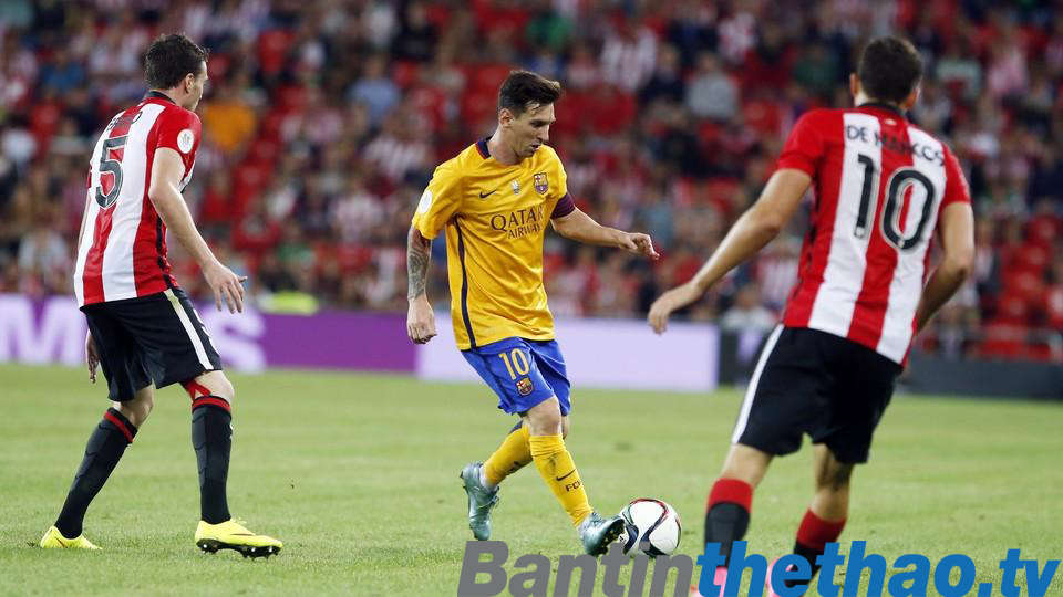 Barca vs Athletic Bilbao tối nay 18/3/2018 La Liga