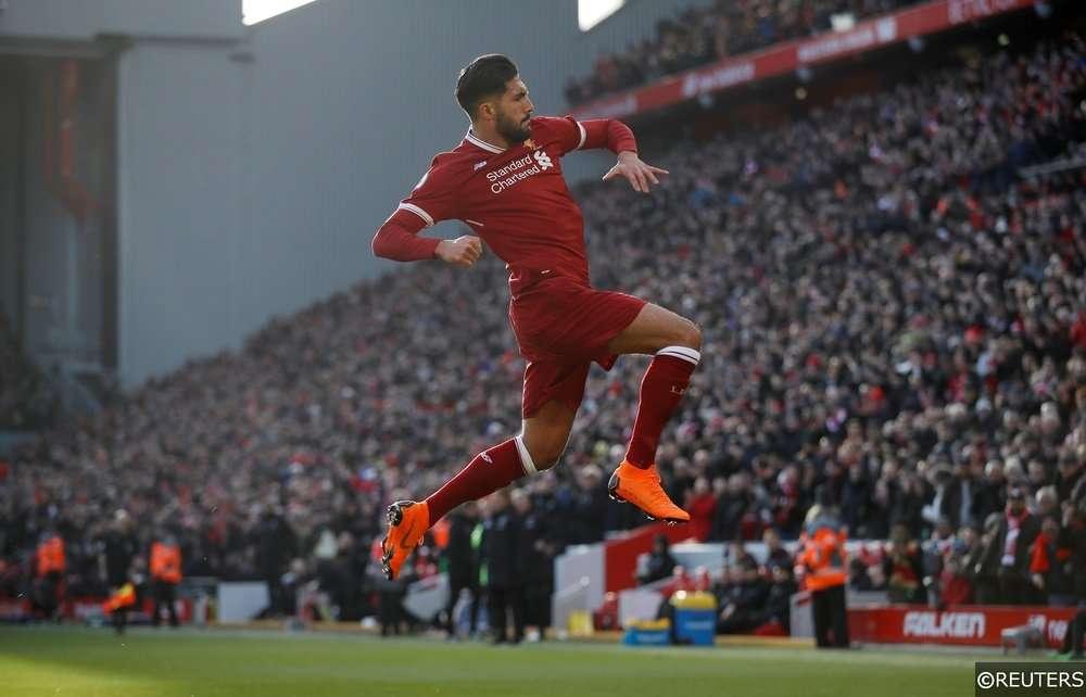 Liverpool đang có phong độ tốt