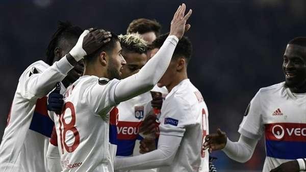 Thắng lợi 1-0 ở lượt đi mang đến nhiều lợi thế cho Lyon