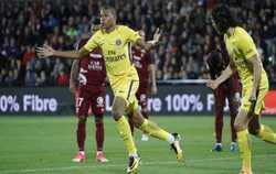 """Nhận định PSG vs Metz, 23h00 ngày 10/03: Tìm niềm vui nơi """"ao làng"""""""