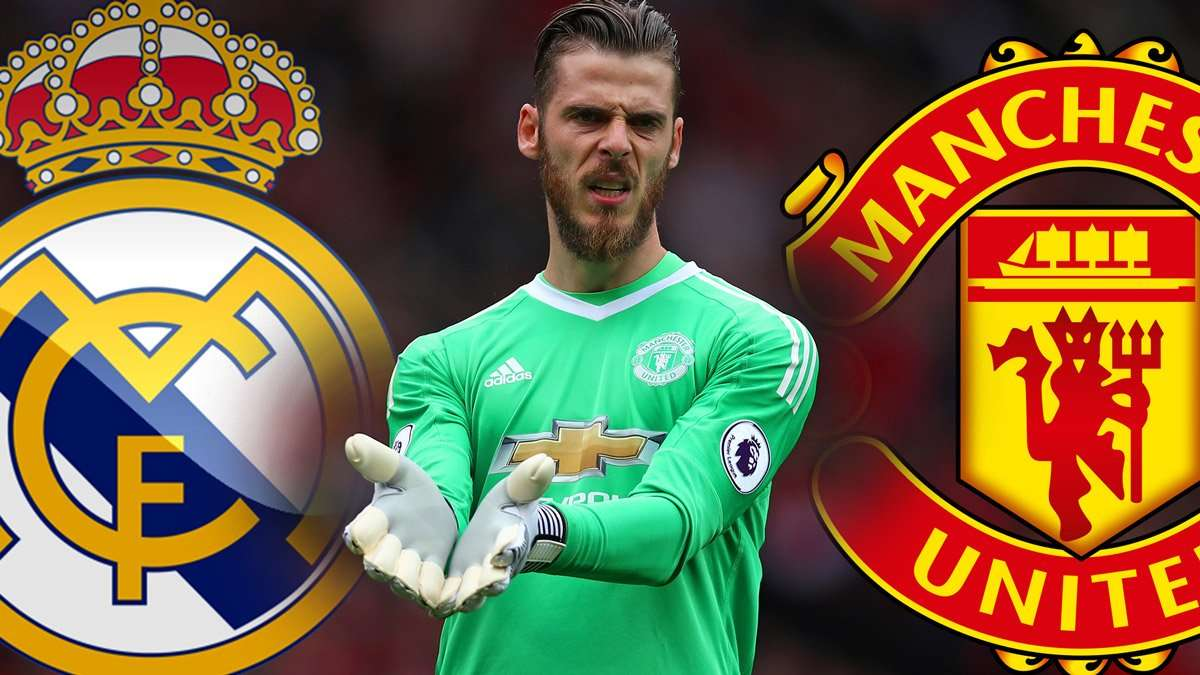 De Gea muốn bỏ MU, chạy theo Real Madrid