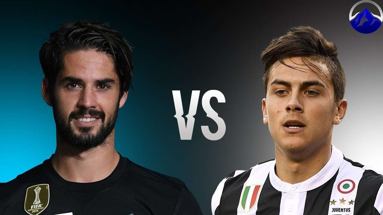 Real Madrid gạ Juventus đổi Isco lấy Dybala