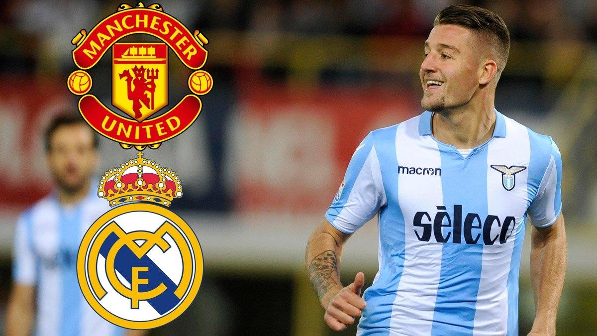 Real Madrid đang chiếm lợi thế trước MU, trong thương vụ Milinkovic-Savic