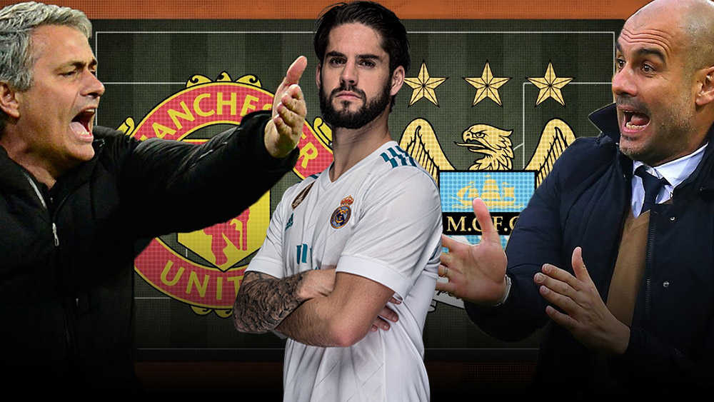 MU chi đậm vì Messi, Isco theo Pep bỏ Mourinho
