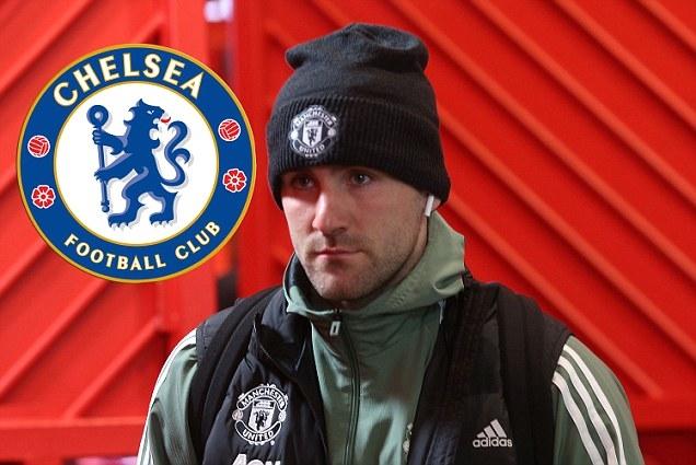 Chelsea định giải cứu Luke Shaw