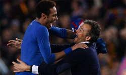 Neymar muốn Luis Enrique về dẫn dắt PSG mùa tới