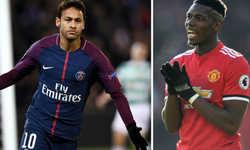 Paul Pogba hạnh phúc nếu được chơi cùng Neymar