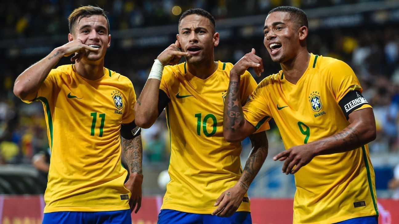 Nhận định Nga vs Brazil: 23h00 ngày 23-3, Thử thách cho Brazil