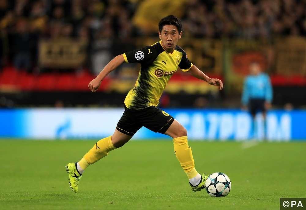 Kagawa của Dortmund
