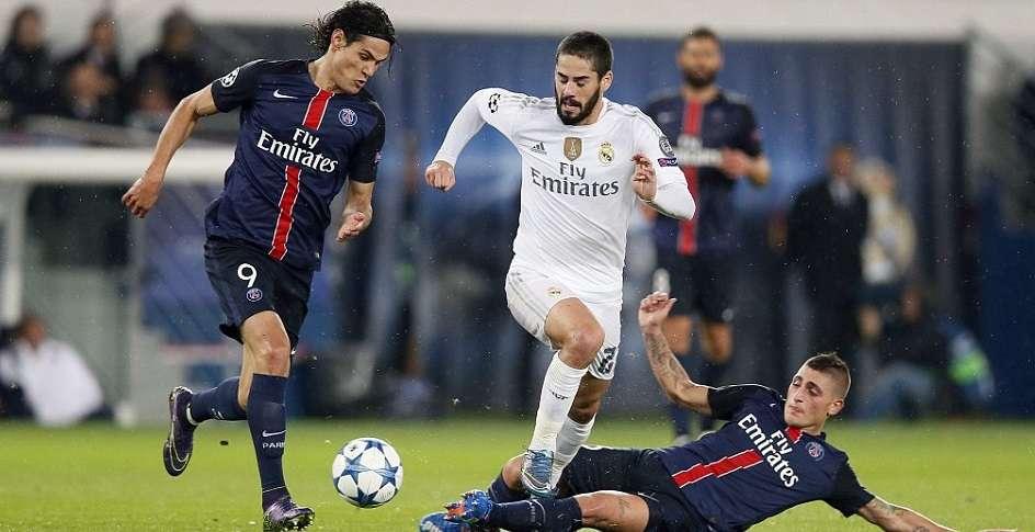 Phía trước PSG là trận sống còn gặp Real Madrid
